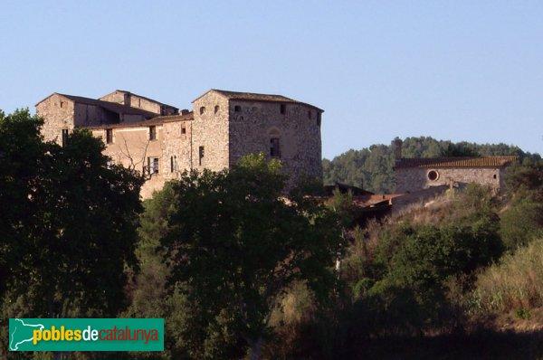 Castell de Sentmenat i la seva ermita (de Sant Jaume)