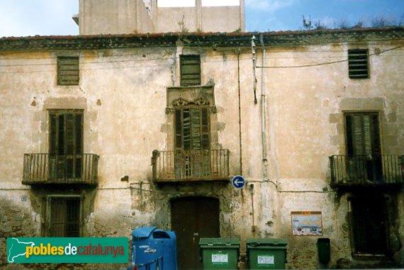 Calella - Can Salvador de la Plaça