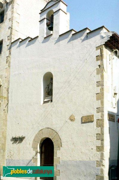 Calella - Capella de Sant Quirze i Santa Julita
