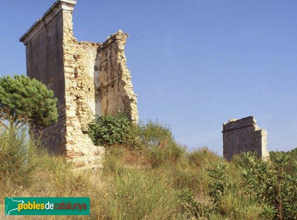 Calella - Les Torretes