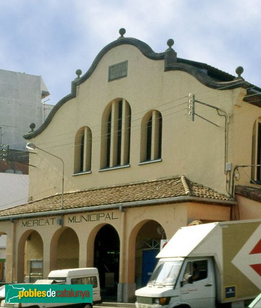 Calella - Mercat