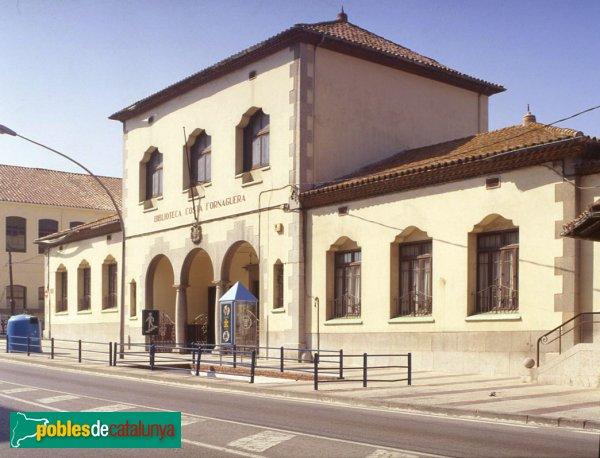 Calella - Biblioteca