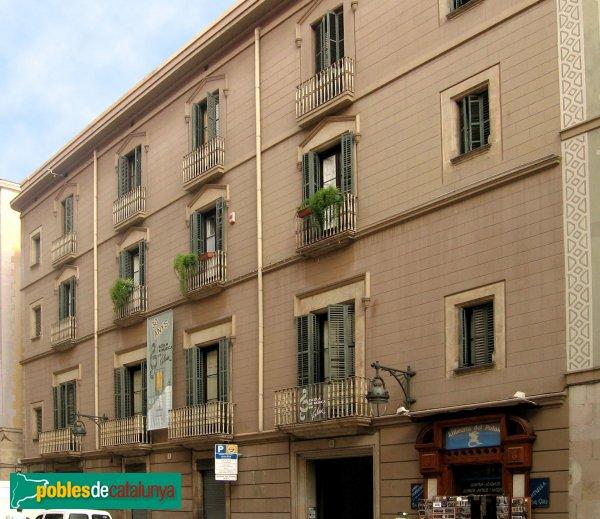 Barcelona - Barri de Sant Pere - Sant Pere Més Alt, 6