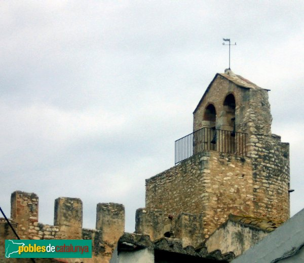 Santa Oliva - Església del Remei
