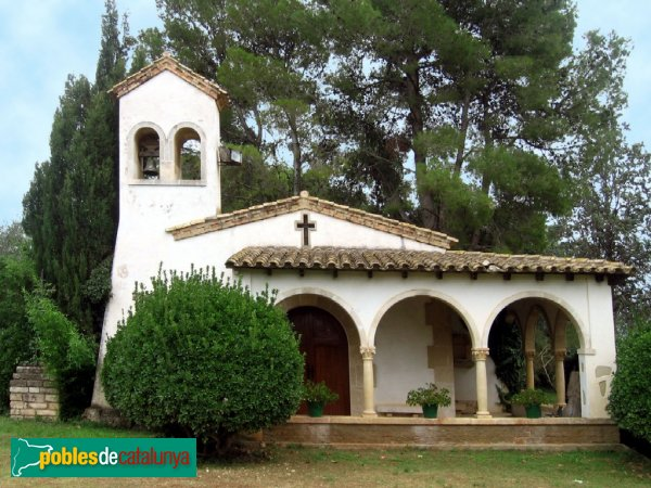 Ermita de l'Estrella - Llorenç del Penedès - Pobles de Catalunya