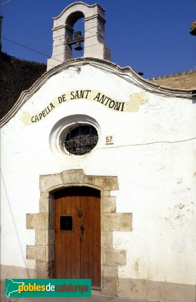 Pineda - Capella de Sant Antoni