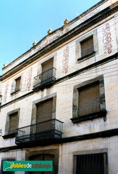 Pineda - Cases del segle XVIII