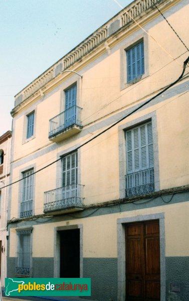 Pineda  Cases del segle XVIII