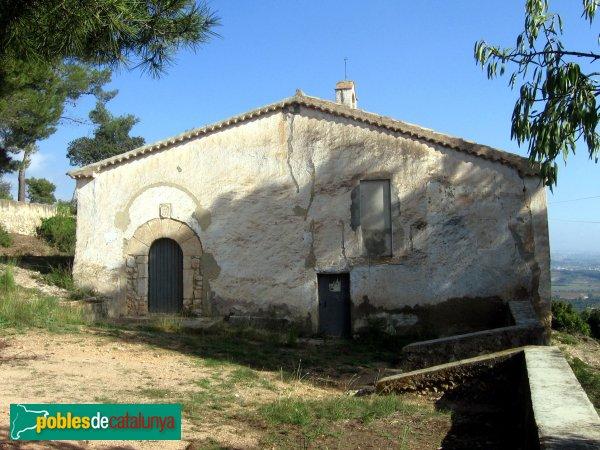 Ermita de santa cristina la bisbal del pened s pobles - Tiempo la bisbal del penedes ...
