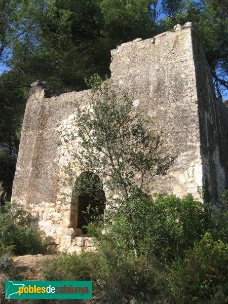 La Bisbal del Penedès - Casal de Santa Cristina