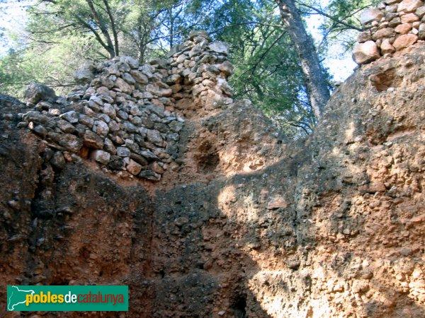 Casa fortificada de santa cristina la bisbal del pened s - Tiempo la bisbal del penedes ...
