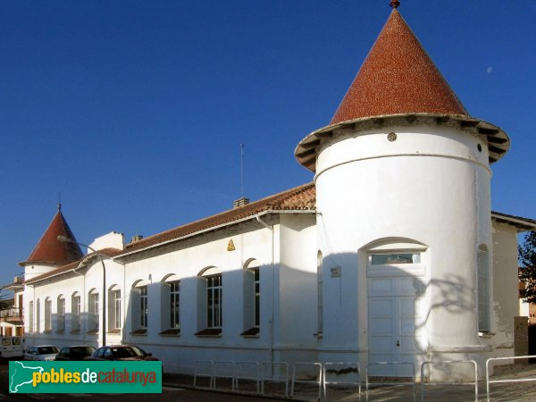 L 39 escola p blica la bisbal del pened s pobles de catalunya - Tiempo la bisbal del penedes ...