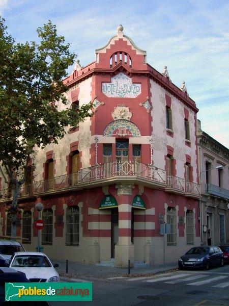 Sabadell - Hotel Suís
