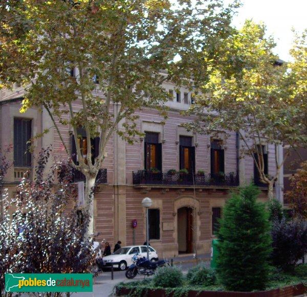 Casa pons arxiu hist ric de sabadell sabadell - Casas en valles occidental ...