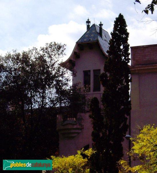 Torre (modernista) de l'Escola Sant Gregori