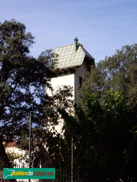 Escola Sant Gregori - Casa Buxó