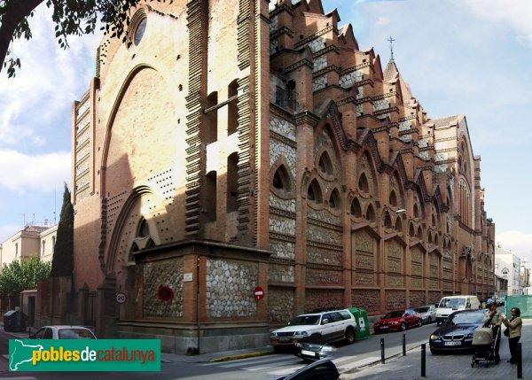 Església de Sant Agustí, annexa a l'Escola Pia