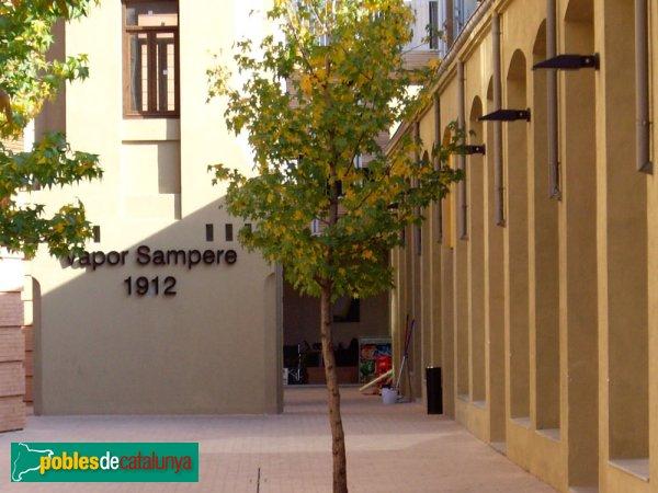 Vapor Sampere
