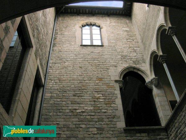 Barcelona - Carrer Montcada - Palau Nadal