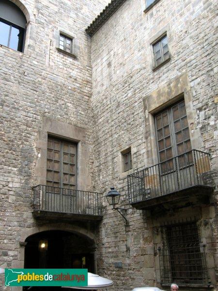 Barcelona - Palau dels Marquesos de Llió
