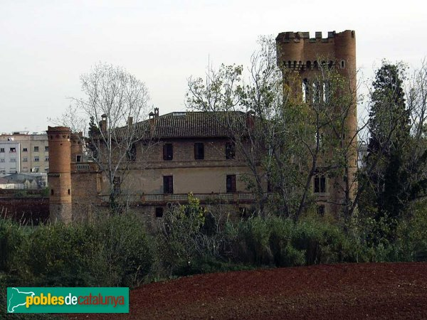 Castell de Can Feu