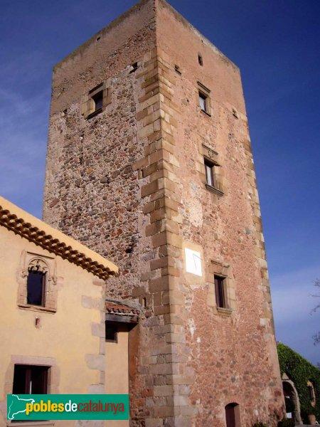 Castellarnau: la torre de defensa