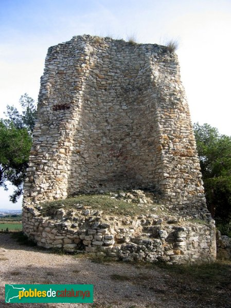 Banyeres - Castell