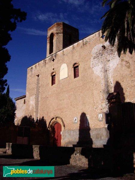 Sant Julià d'Altura, façana lateral