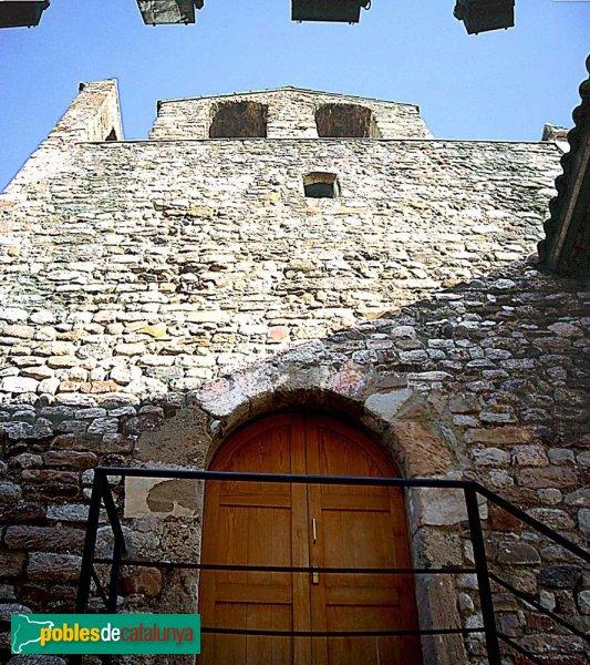 Façana de Sant Vicenç de Jonqueres