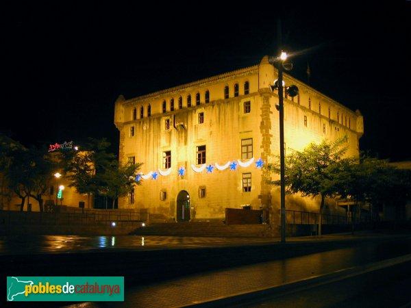 Pallejà - Castell, nocturn