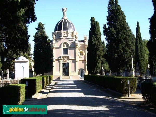 Església del cementiri de Sant Nicolau