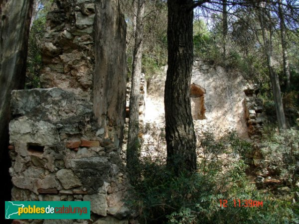 La Palma de Cervelló - Sant Vicenç Ferrer