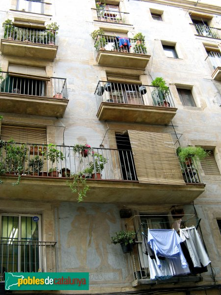 Barcelona - Carrer Carders, 29