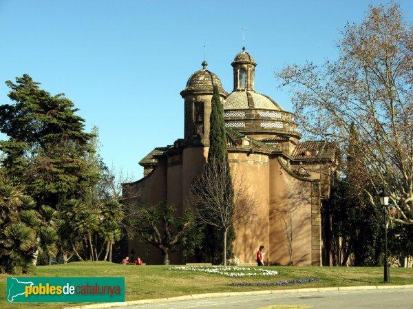 Barcelona - Parc de la Ciutadella - Església de la Ciutadella