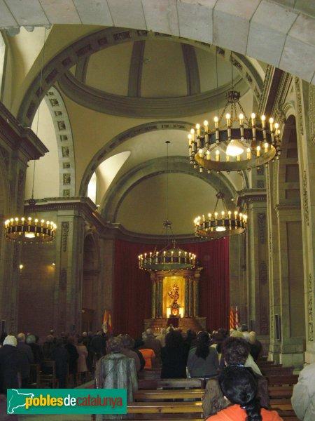 Barcelona - Parc de la Ciutadella - Església de la Ciutadell