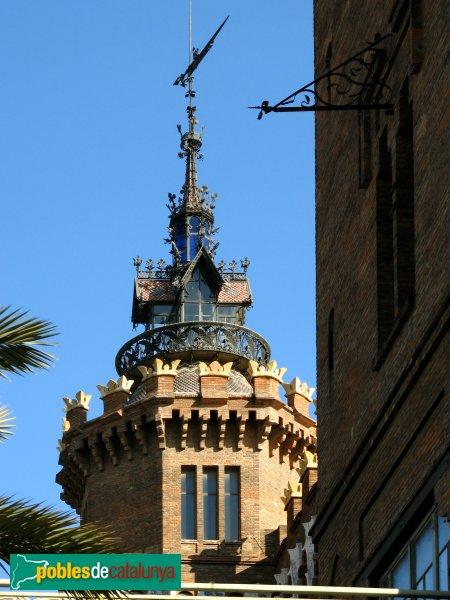 Barcelona - Parc de la Ciutadella - Castell dels Tres Dragons