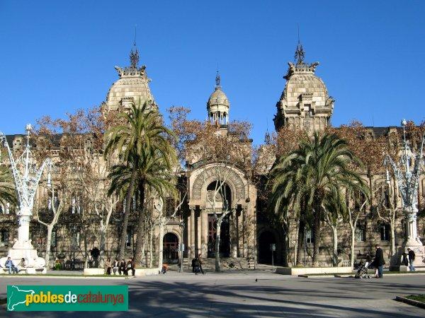Barcelona - Palau de Justícia