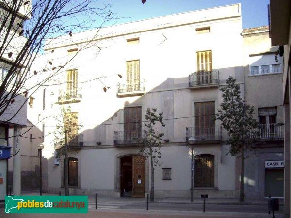 Museu d 39 art de sabadell casa f brica turull sabadell - Casas en valles occidental ...