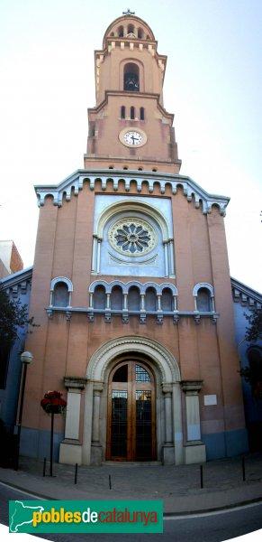 Església de la Puríssima Concepció, panoràmica