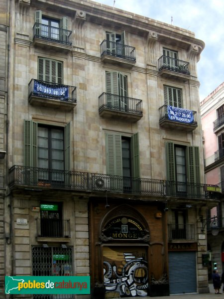 Barcelona - Boters, 2