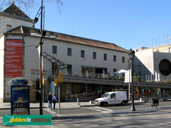 Barcelona - Centre d'Art Santa Mònica