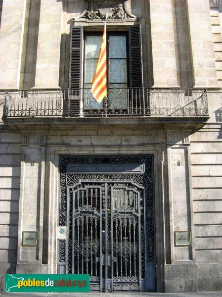 Palau March de Reus - Barcelona - La Rambla - Pobles de Catalunya