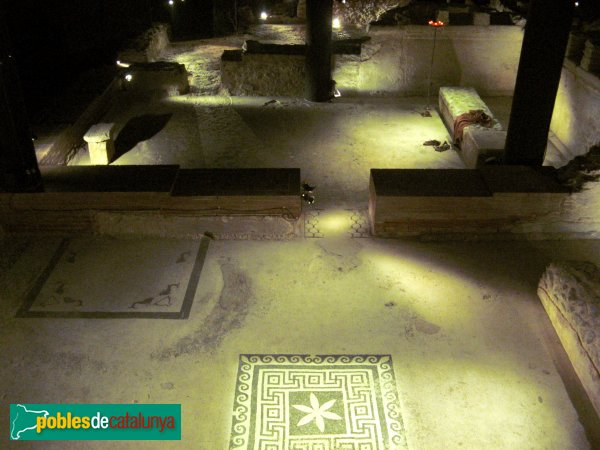 Badalona - Termes romanes