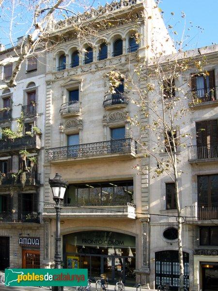 Barcelona - Rambla, 18