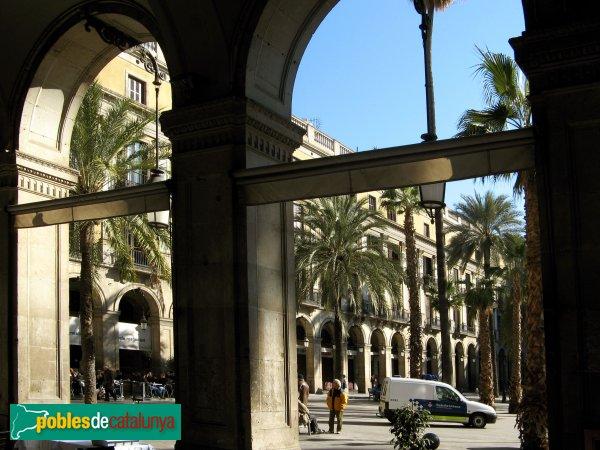 Barcelona - Plaça Reial