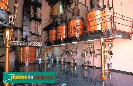 Badalona - Fàbrica Anís del Mono