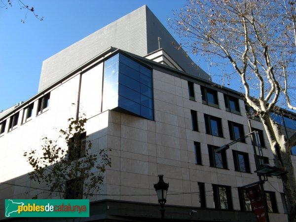 Barcelona - Ampliació Liceu