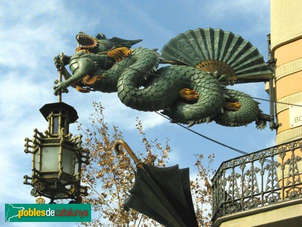 Barcelona - Casa Bruno Cuadros