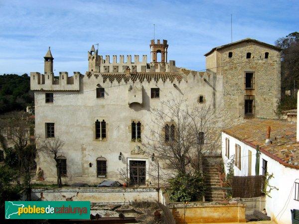 Badalona - Castell de Godmar