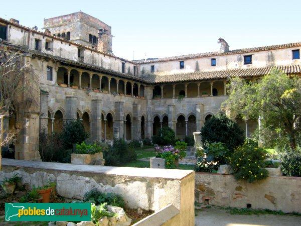 Badalona - Sant Jeroni de la Murtra - Claustre
